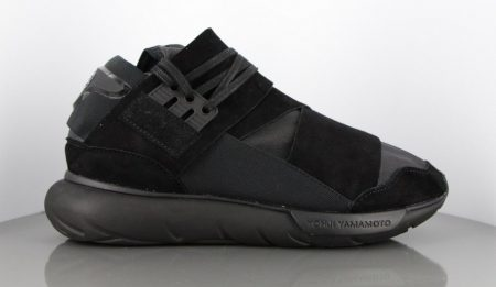 ADIDAS Y-3 Qasa High Leather