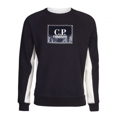 CP Company Crew Neck Total Eclips