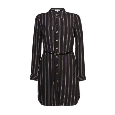 Patrizia Pepe Dress London Stripes