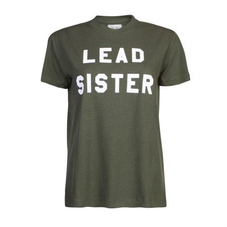 Zoe Karssen Loose Fit T-Shirt Lead Sister