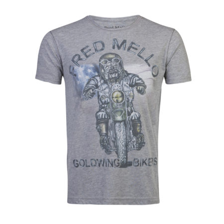 Fred Mello t-shirt