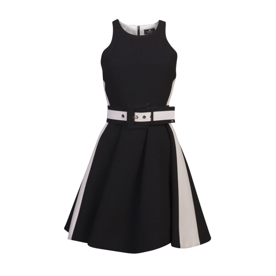 Elisabetta Franchi dress with belt