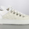 Filling Pieces Mountain Cut Quilted Hairy White